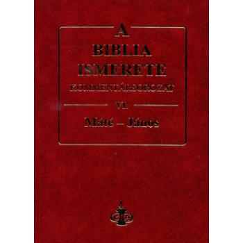 Biblia ismerete VI., A - (Máté - János) - John F. Walvoord, Roy B. Zuck