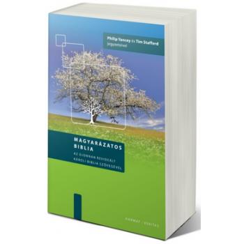 Magyarázatos Biblia (puhafedelű) - Újonnan revideált Károli-Biblia szövegével