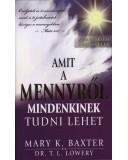 Amit a mennyről mindenkinek tudni lehet - Mary K. Baxter